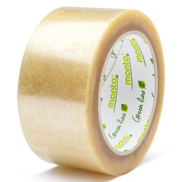Biodegradable & Compostable Tape 50mm X 80m