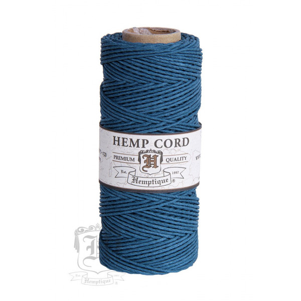 Hemp Twine - Deep Sea