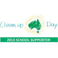 Schools Clean Up Australia day 2013
