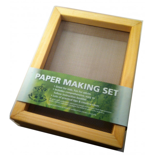 Paper Making Set - A5