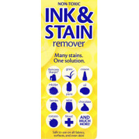 New to the Shop: Amodex Ink and Stain Remover; Safe and Effective