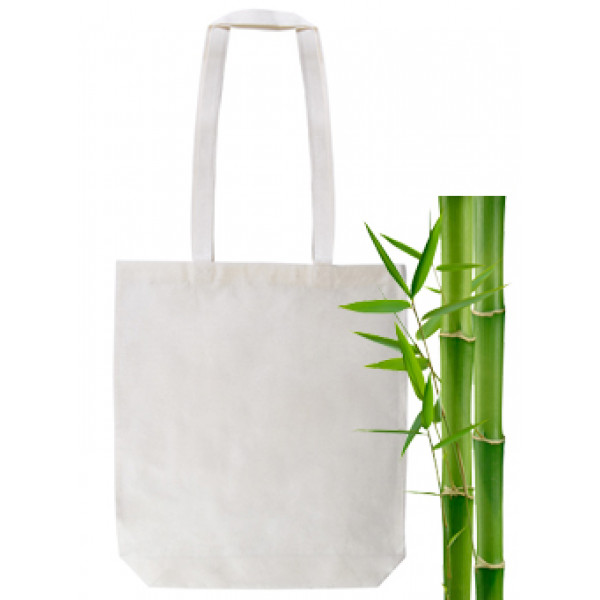Bamboo Conference Bag with long handles