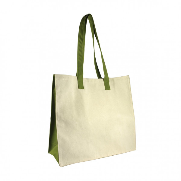 Organic Cotton Tote Bag