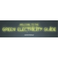 Green Electricity Guide from greenpeace