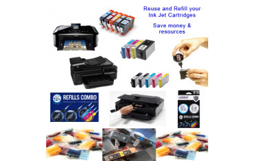 New to the Store: Ink Jet Refillers from Calidad