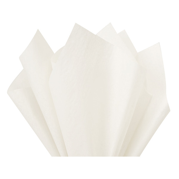 Recycled Tissue Paper - Bright White 100% Recycled...