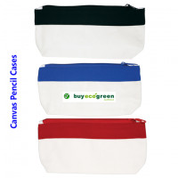 New to the Store - Canvas Pencil Cases