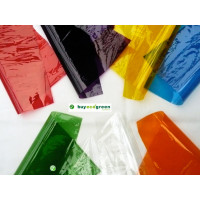 NEW to the Store - Large Colour Cellophane Sheets