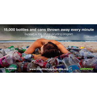 We need a national Container Deposit Scheme now!