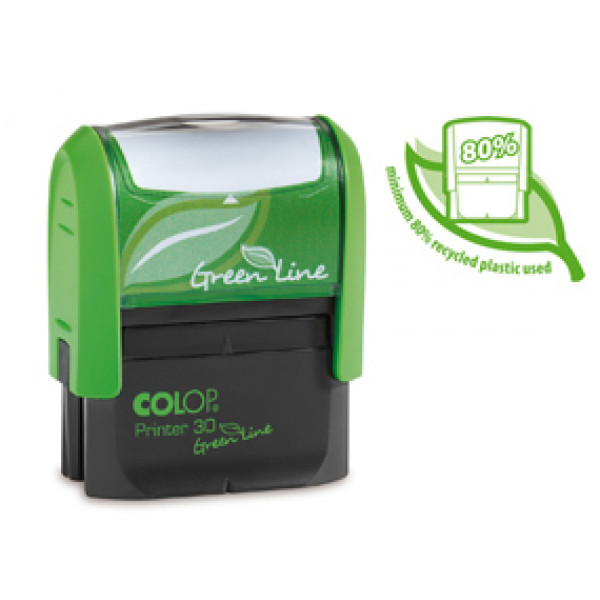 Green Printer Self-Inking Stamp (COPY)