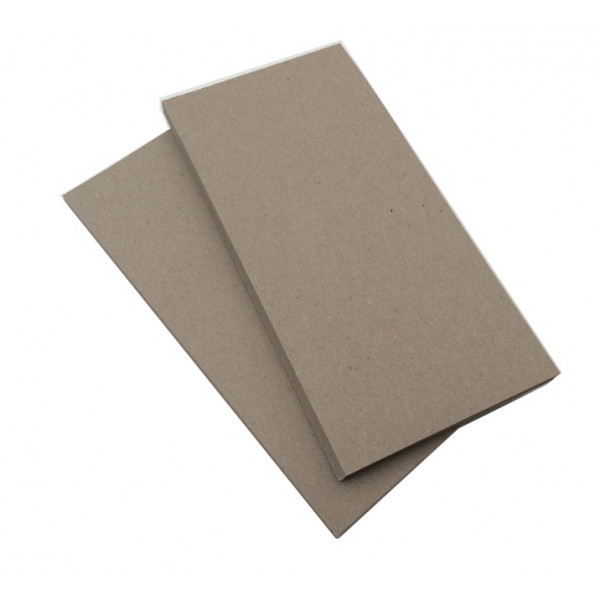 Eco Brown Recycled List Pad (100 x 200mm) 115gsm