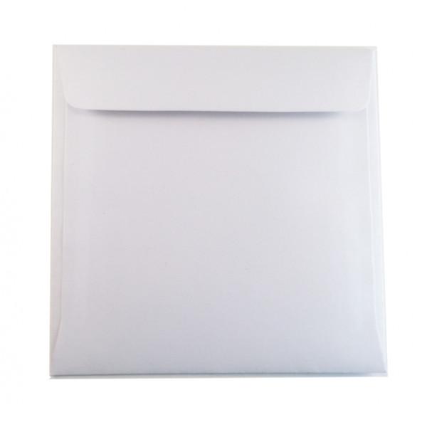 Eco White 130 x 130mm Square Envelopes (Pack of 50...