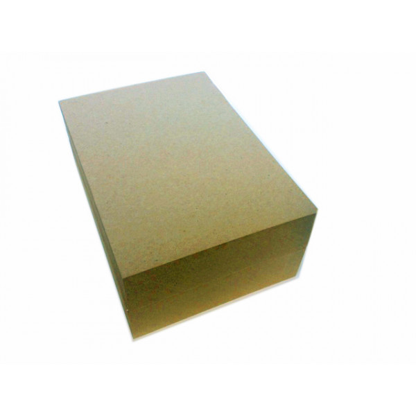 Eco-Brown A5 100% Recycled Brown Paper (Ream of 50...