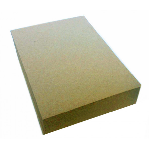 Eco Brown A4 320gsm Recycled Card (pack of 100 she...