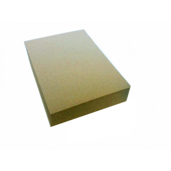 Eco Brown A5 320gsm Recycled Card (pack of 100 she...