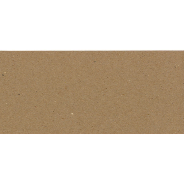 Eco Brown 230gsm Duplex Recycled DL Card 210mm x 9...
