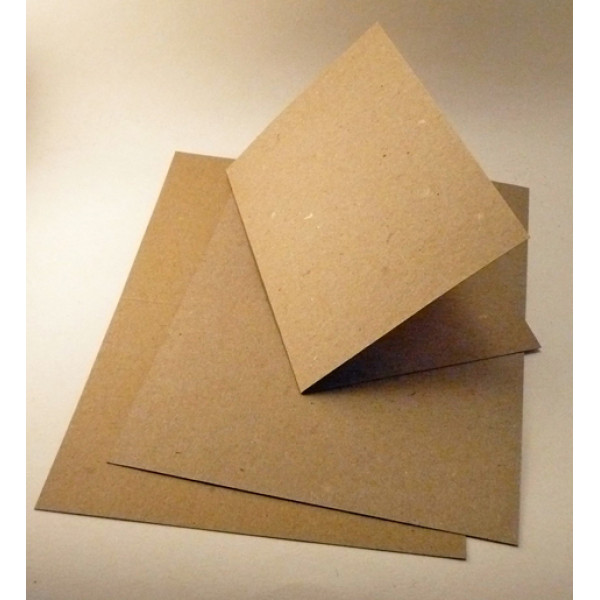 Eco Manilla Folders - Brown/Gray (Pack of 10)
