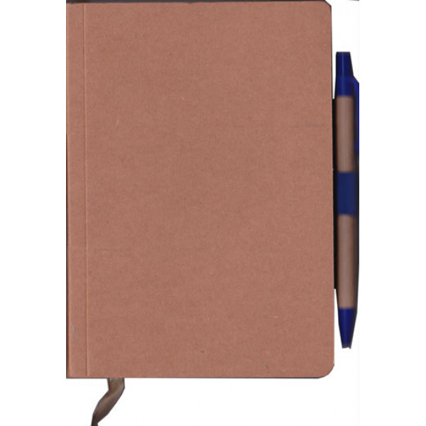 Eco Natural Small Notebooks (blue)