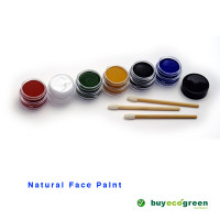Natural Earth Face Painting Tips