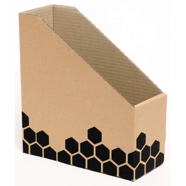 Recycled Magazine Box (Pack of 5)