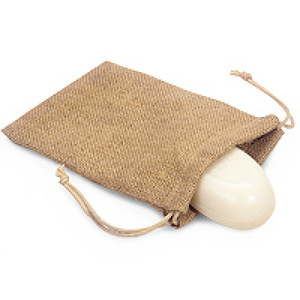 "Natural Jute Gift Bag 125mm x 175mm (5x7"")"