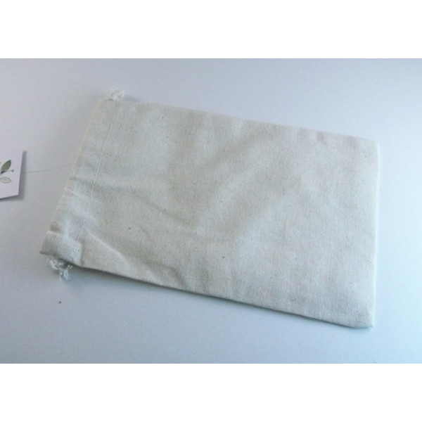 """Cotton Gift Bags 75mm x 100mm (3x4"""")"""