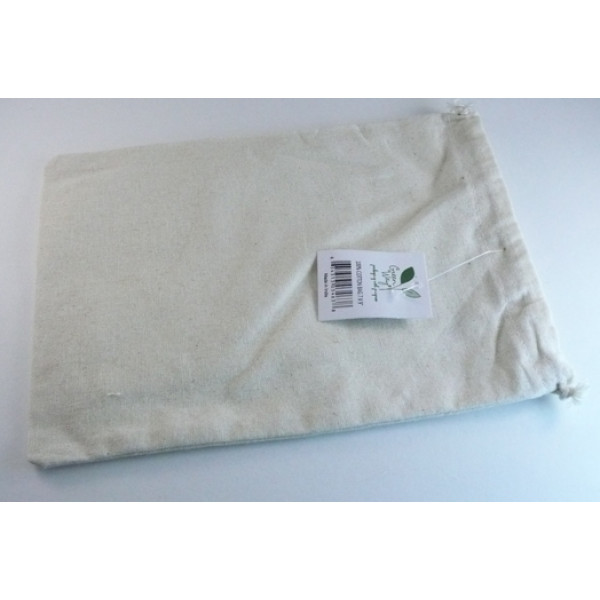 "Cotton Gift Bag 175mm x 230mm (7x9"")"