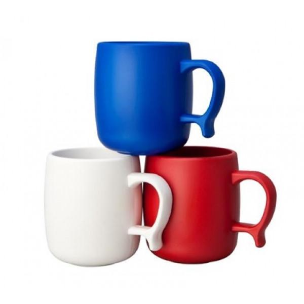 Cornstarch Mugs