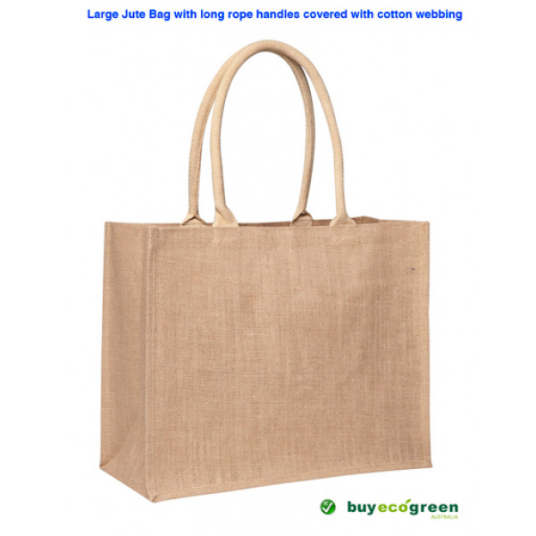 Jute Market Shopping Bag
