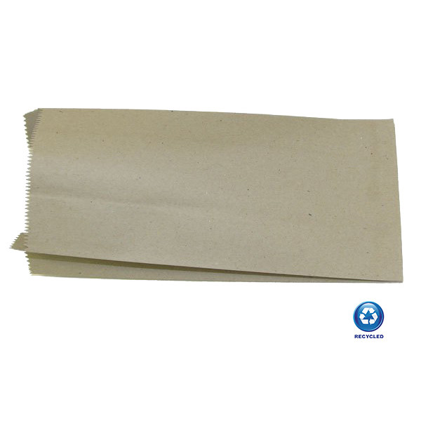 Medium Recycled Paper Bag with Gusset