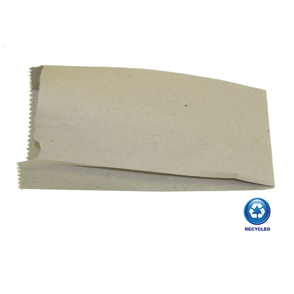 Small Recycled Paper Bag with Gusset