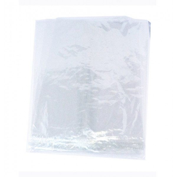 Cellophane Flat Bag 100 x 180mm. Box of 1000