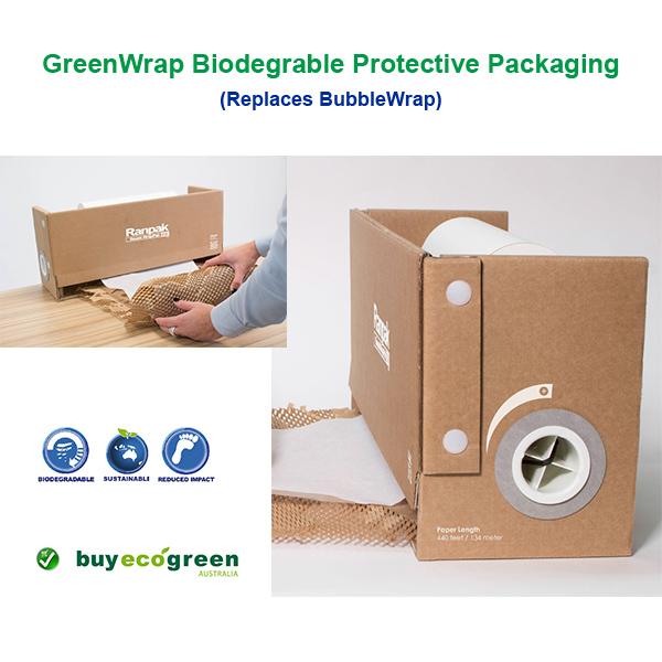 GreenWrap ExBox - Paper Packaging