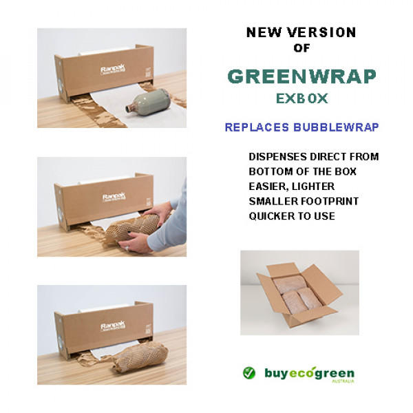 GreenWrap ExBox - Paper Packaging