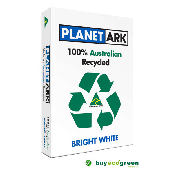 Planet Ark 100% Recycled Australian Copy Paper A4 ...