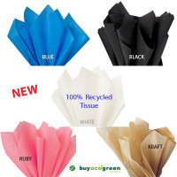 New to the Store - New 100% recycled Tissue Range