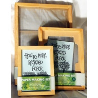 New to the Shop: Paper Making Sets