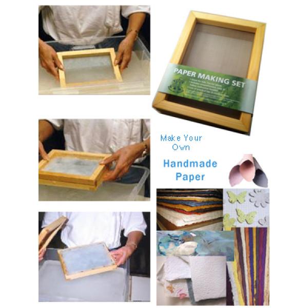 Paper Making Set - A5