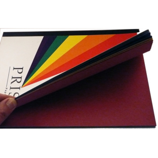 Coloured Paper A4 Pad (assorted colours)