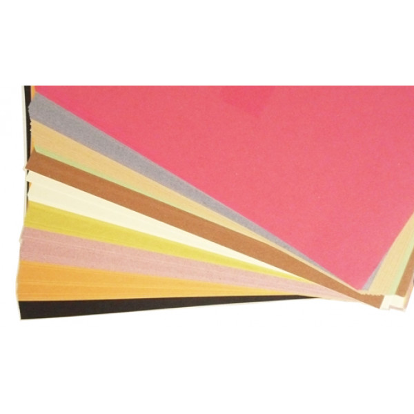 Coloured Paper A4 loose (assorted colours)