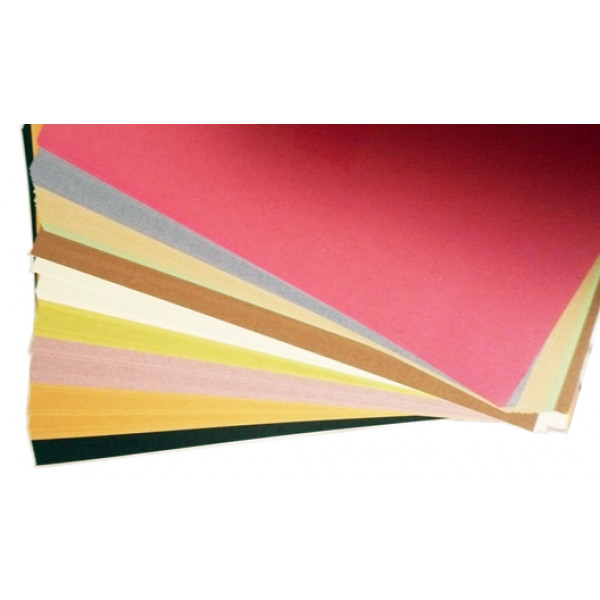 Coloured Paper A3 loose (assorted colours)