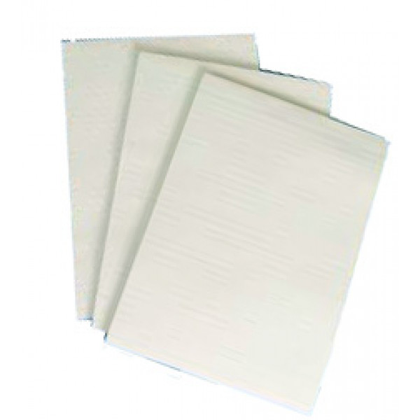 Recycled A4 Pad 80 leaf ruled. Pack of 10