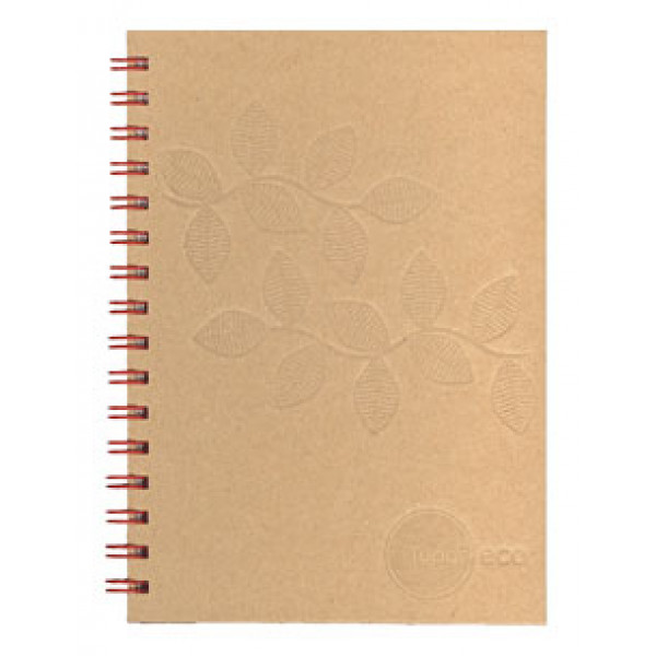 Eco Notebook A5 (lined)