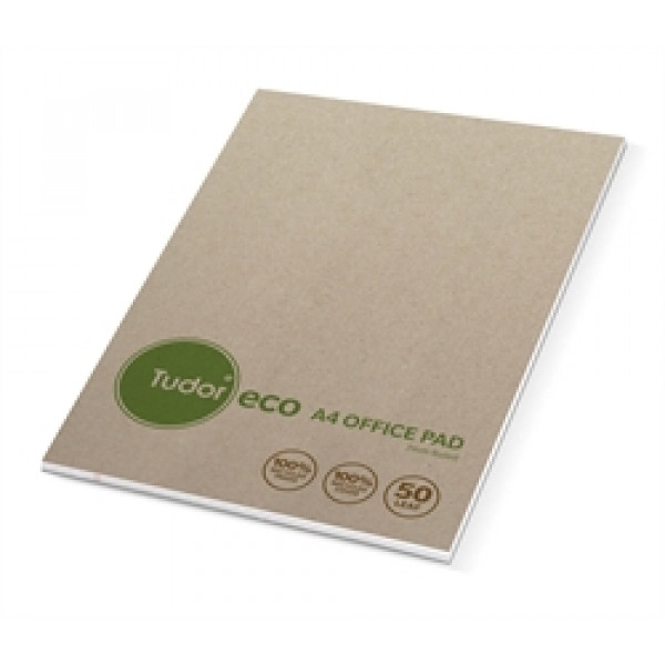 Eco Office Recycled Pad A4