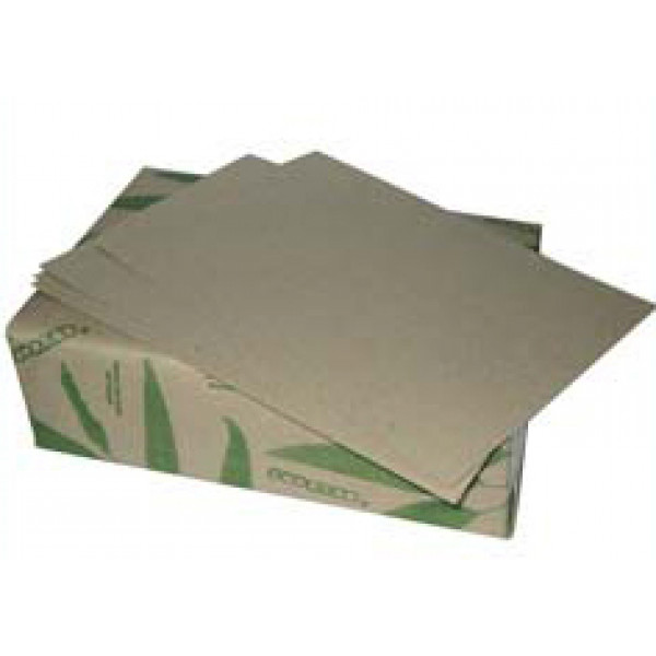 Eco-Brown A3 Brown Paper 100% Recycled 110 gsm (Bo...