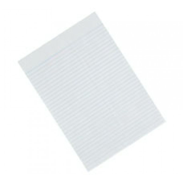 Recycled Notepad A5 (lined). Pack of 10