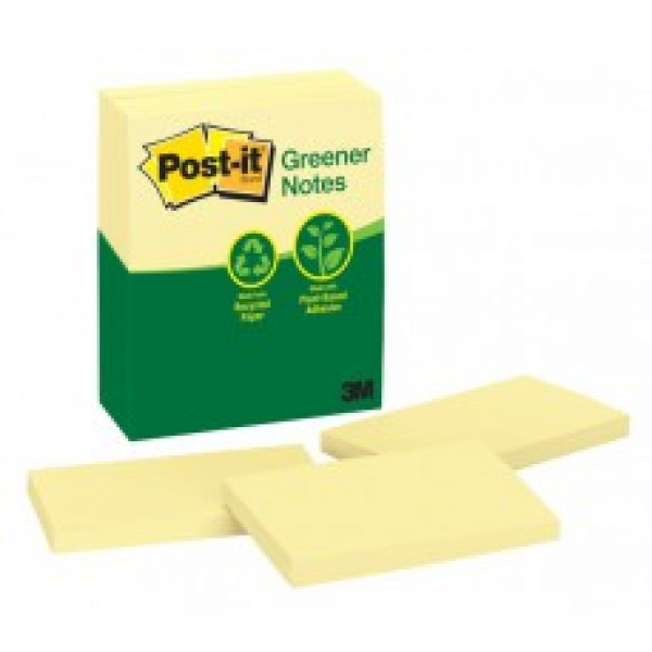 Recycled Post-It Notes 76 x 127mm