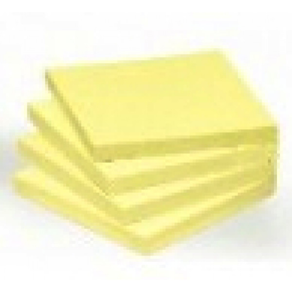 Recycled Post-It Notes 76 x 76mm