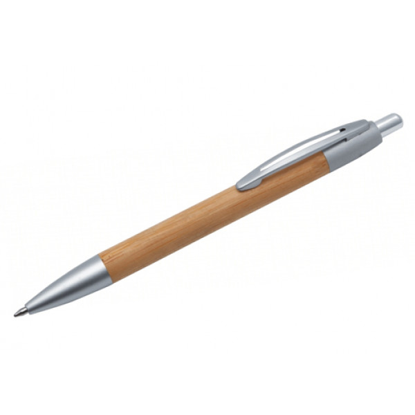Duo Bamboo Pen and Pencil Set
