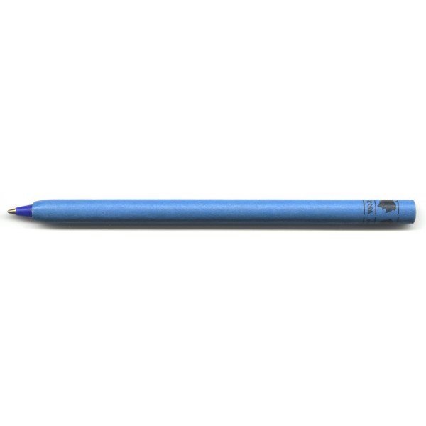EcoFirst Recycled Paper Pen (Blue, Blue)